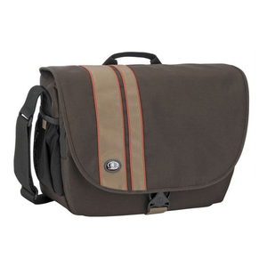 Photo Cases & Bags  - Tamrac 3447 Rally 7 Camera/Laptop Bag - Brown/Tan
