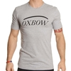 Men's OXBOW PABLOC6 GREY BANA TEE Black