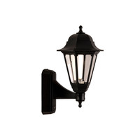 Lighting  - ASD Coach Outdoor Lantern Wall Light with Dusk to Dawn Sensor - Low Energy