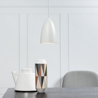 Lighting  - DFTP Nexus 10 LED Ceiling Pendant Light - White
