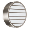 Linz low energy wall light - Stainless steel