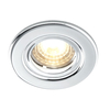 Luceco Atom 5W Dimmable Cool White LED Fire Rated Downlight - Polished Chrome