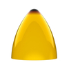 Lighting Nordlux Funk 22 Semi-Opaque Ceiling Pendant Shade - Yellow