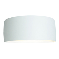 Norlys Vasa Outdoor Wall Light - White