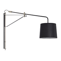 Pern Wall Light - Black