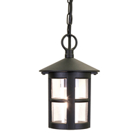 Outdoor Lighting  - Elstead Hereford Pendant Porch Lantern