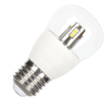 GE 4.5W Dimmable Warm White LED Clear Golf Ball Bulb - Screw Cap