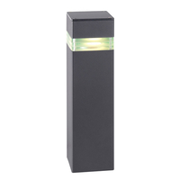 Lamps & Lights  - Iberus Anthracite Post Light