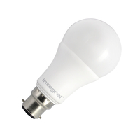 Integral 10.5W LED GLS – Bayonet – Warm White – Dimmable