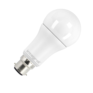Integral 12W LED GLS – Bayonet – Daylight – Non-Dimmable