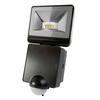 Outdoor Effects Timeguard LED Single Floodlight with PIR Sensor - Black