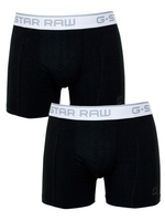 Boxershorts  - G-Star Black 2 Pack Boxer Shorts