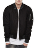 G-Star Black Attacc Bomber Zip Jacket