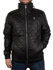 G-Star Black Meefic Quilted Jacket