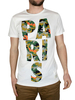 Jack & Jones Cloud Dancer White Camp City Paris T-Shirt