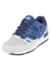 Saucony Blue/Grey Grid SD Trainers