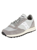 Saucony Grey/White Jazz Original Trainers