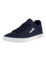 Clothing  - Taggia Text Canvas Trainers