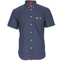 Blouses & Shirts  - Luke 1977 Buddys Shirt Navy