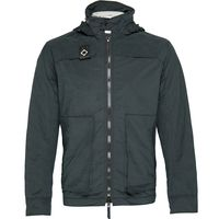 Jackets  - MA.Strum Hooded Jacket Dimond Black