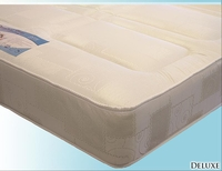 Pillows|Sprung Mattresses|Stools  - Slumber Sleep Deluxe 5ft  King Size Sprung Mattress