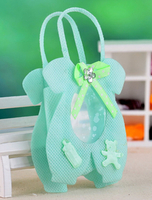 Bridal Wear & Accessories|Wedding  - Baby Clothing Shape Pearl Paper Wedding Favor Bags Set of 12