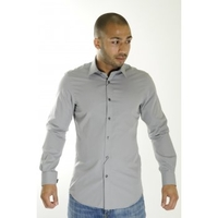 Casual  - Remus Shirt Parker Grey