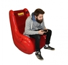 BraZen Flair Inflatable 20 Surround Sound Adult Gaming Chair
