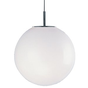 "Ceiling lights  - 10"" ATOM SHINY OPAL BALL SUSPENS, 6066"