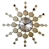 Bubble Mirrored Wall Clock,  PHCM639