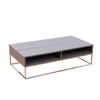 Centro Taupe High Gloss Motion Coffee Table