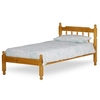 Colonial Wooden Spindle Bed In Honey Pine