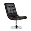Contemporary Black Relaxation Lounge Chair