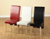 G1 Bycast Dining Chair In Faux Leather