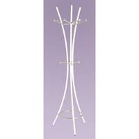 Tables  - Kairo Coat Hat Stand In White