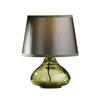 Medan Green Glass Table Lamp