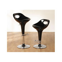 Miami Black Bar Chairs
