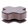 Optima Taupe High Gloss Motion Coffee Table