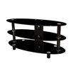 Paris Black Plasma/LCD TV Stand