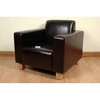Relaxation Faux Leather Chair,  800-819