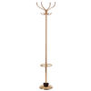 Stylish Metal Hall/Coat Stand In Gold Plated