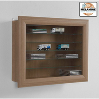 Wall Mounted Glass Display Cabinets,  Bora10