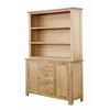 Waverley Oak 4 Drawers and 2 Doors Sideboard Only