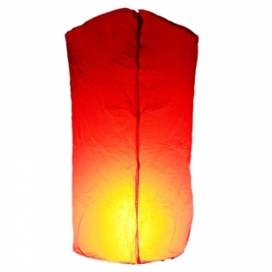 Hobbies & Leisure Interests|Writing, Painting & Drawing|Other Toys  - Cylindrical Lantern/Kongming Light Red
