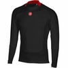 Castelli Mens Prosecco Long Sleeve Baselayer Black