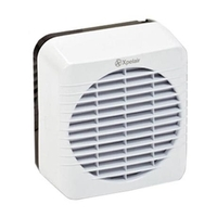 "Showers  - Xpelair - GXC6T 6"" Kitchen Extraction Fan with Timer - 90861AW"