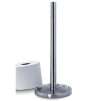Showers  - Zack Mimo Spare Toilet Roll Holder - Stainless Steel - 40180