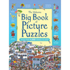 Toys & Games The Big Book Of Picture Puzzles