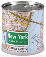 New York City Puzzle Magnets