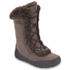 Shoes The North Face Shoes | North Face Womens Nuptse Fur IV Demi Boot - Cub Brown Herringbone Demitasse Brown